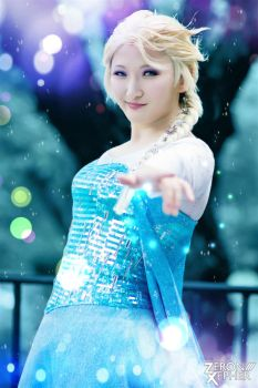 Frozen: It's Snow Time! by Stealthos-Aurion
