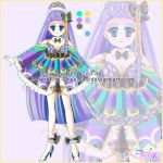 Jewel Princess Adoptable Auction 1 [OPEN] by sparkling-dreamz