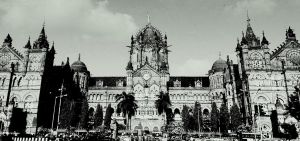 Mumbai CST by The--Dark--Knight