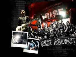 RISE AGAINST 2. by insatiable-taste