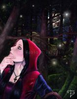 Little Red Riding Hood by Taurina