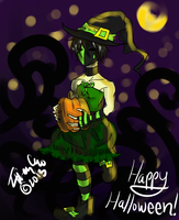 Have a Wonderfully Scary Halloween! by Poet-of-all-Art