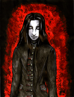 Don Henrie - Beau Vampire by PsychCyberPirate