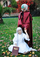 Aizou no shouzou by ayumicosplay