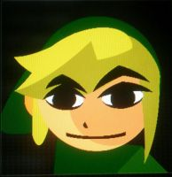 Toon Link emblem by Undeaddemon4