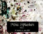 Splashes Vol1 by Tereme