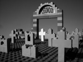 Legowood by Keith-McGuckin