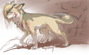 red trails by Ryushay