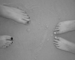 Even Footprints Fade Away by FAM-CREATIONS