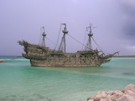 The Flying Dutchman by ALXrock