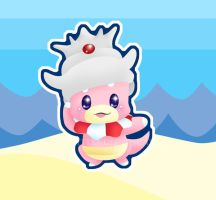 Slowking by Clinkorz
