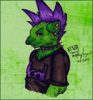 Eva by silverwing