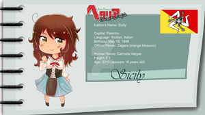 APH Profile: Sicily by MizutheMage