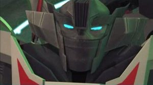 Con Job Wheeljack by TFGlider