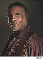 Dream Cast: Keith David as Prof.Connors/The Lizard by skysoul25