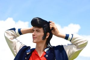 Space Dandy by CosplayMaster