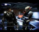[Mass Effect/Prototype] Interspecies Collision by TethysAqua