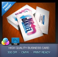 *FREE Developer Business Card by squizmo