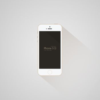 iPhone 5S - Flat Edition by Jones500