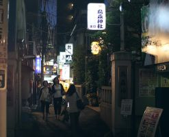 Shimbashi by alien-tree-sap