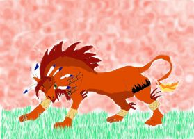 Red XIII by KDragonknight