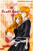 Ichihime : Death Gods by alison90