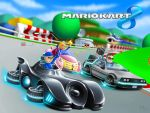 Mii Kart 8 - THE BIG PICTURE FINALLY FINISHED! 8-D by LierACC