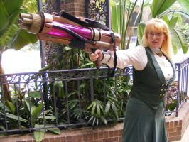 Girl Genius at DragonCon 2011 by WinterRoseASFR