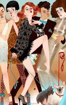 Chanel Does Louis V. by kevinwada