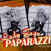 Paparazzi Single Cover 2 by GAGAISMYSOUL