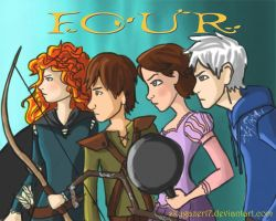FOUR by skygazer17