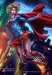 Supergirl by xong