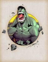 Hulk by Steven Sanchez by GavinMichelli