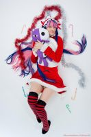 Stocking (Christmas version) by Maxsy66