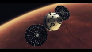 Orion - A Journey to Mars by MolDesignStudio