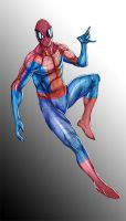 SPIDER by Jeyfro