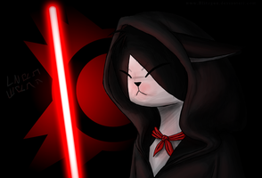 Cait, Sith Lord by blitzgun