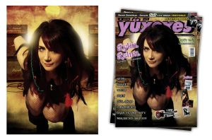 YUXEXES MAGAZINE DESIGN MAY by kungfuat