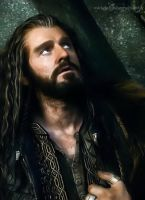 Thorin at World's End by MirielOfGisborne