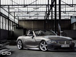 BMW Z4 for Tuning-Glub by odyar