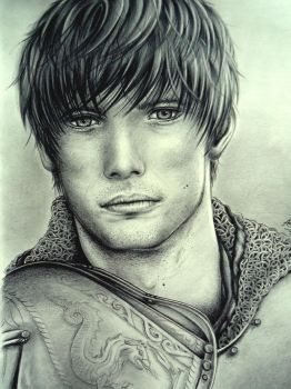 Arthur - King of the summer realm (Bye, Merlin...) by MorgainePendragon