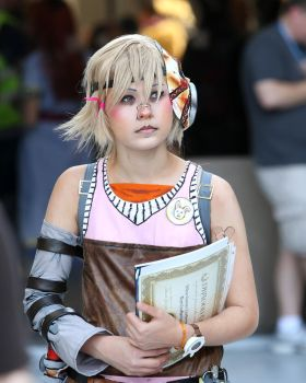 Dragoncon Tiny Tina by MysteryChick1