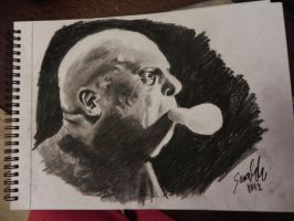Uncle Fester by Born2Late