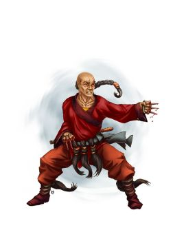 Shaolin by butterfrog