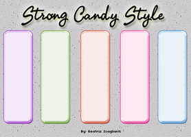 Strong Candy Style by scaglianti