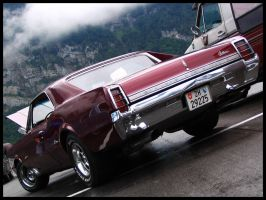 '66 Olds by AmericanMuscle