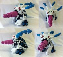 Kog'Maw Plushie by Blashina