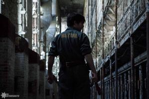 Get Ready - Silent Hill Downpour by cry-baby-cry