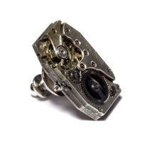 Steampunk Pin 3 by CatherinetteRings