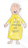 The Yellow Kid by dth1971
